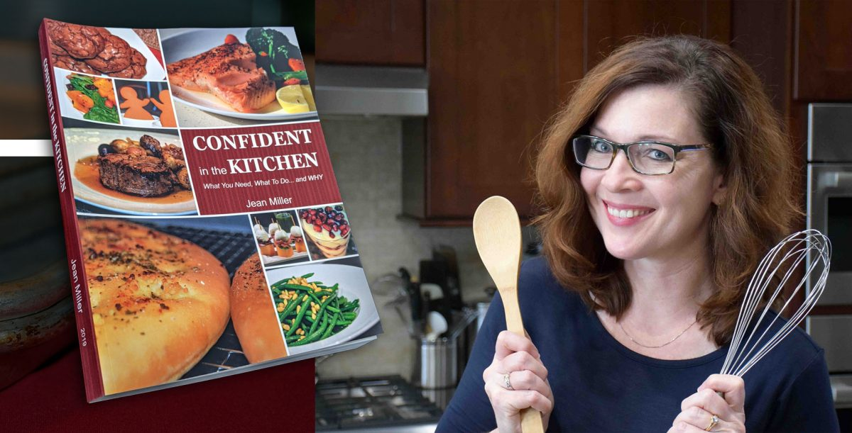 CONFIDENT in the KITCHEN Cookbook Order Your Copy Today